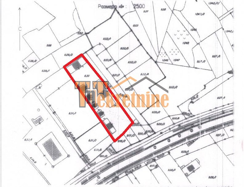 Kompleks Hala 4,900 m2 – Glamočani