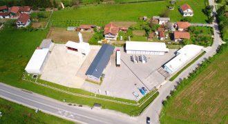 Poslovni objekat (HALE) 1120 m2 – Ramići