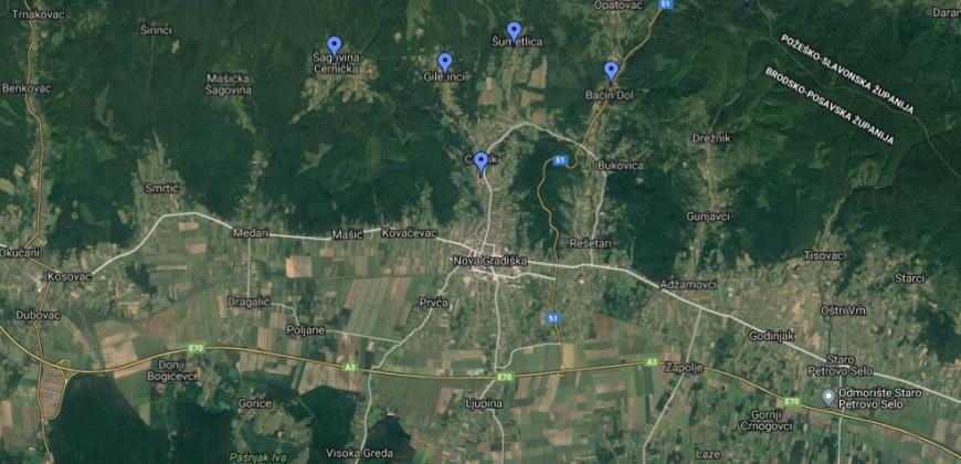Kuća 100 m2 – Nova Gradiška (Hrvatska)