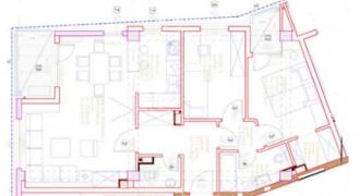 Trosoban stan 74 m2 – Rosulje