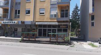 Poslovni prostor 200 m2 (kafe-bar) – Centar