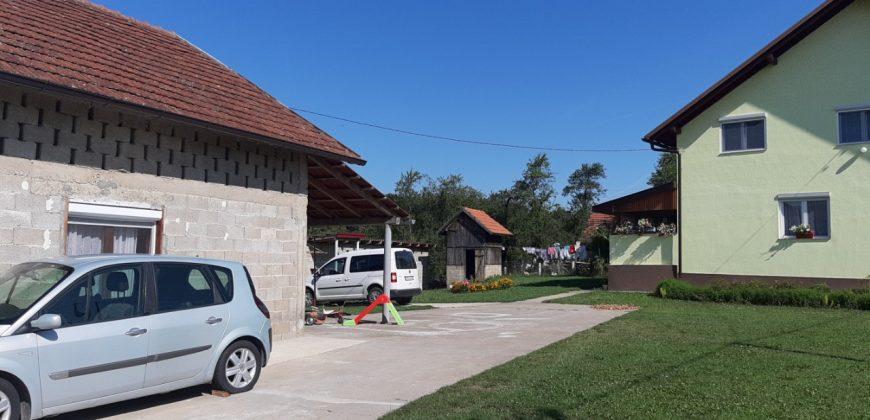 Kuća 150 m2 i zemljišta 18313 m2 – Čokorska polja