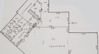 Poslovni prostor/pekoteka 104,24 m2 – Centar